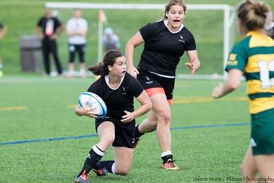 Carleton Ravens Rugby defeats Sherbrooke 26 - 0
