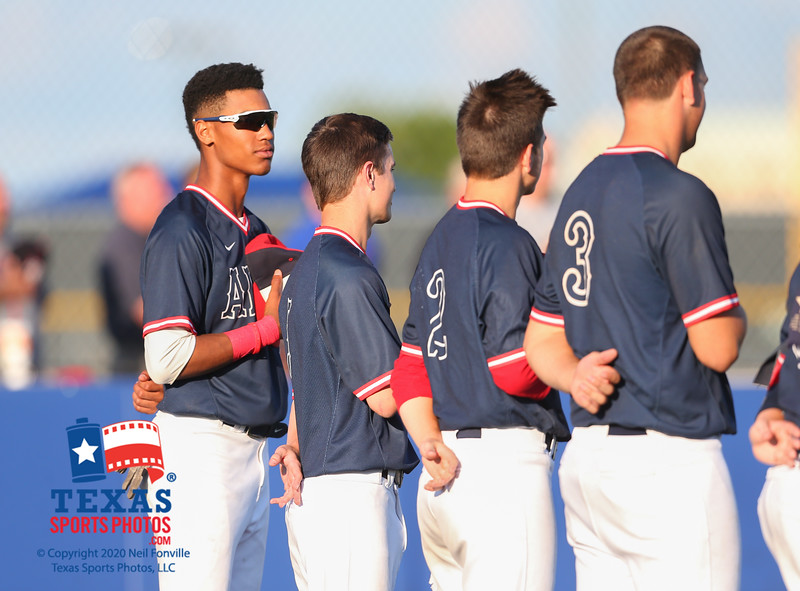 May 12, 2017: Allen (0) vs Harker Heights (1)