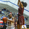 February 13, 2017: Allen (35) vs Lewisville (37) (Bidistrict)