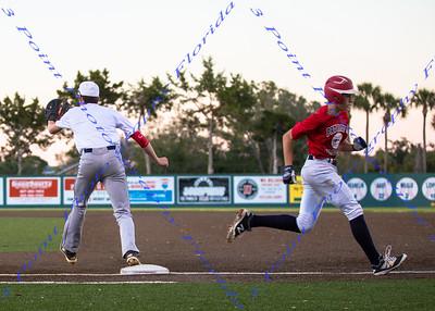 LBHS JV vs JV Baseball - Feb 9, 2017