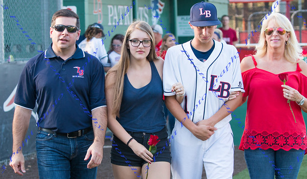 LBHS V Baseball vs Timber Creek - April 27, 2017