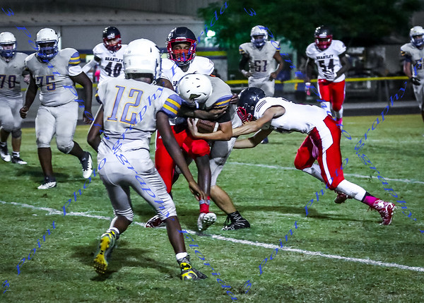 LBHS JV FB vs Lyman - Oct 21, 2016