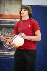 ACA JV Girls Volleyball -  April 12, 2014