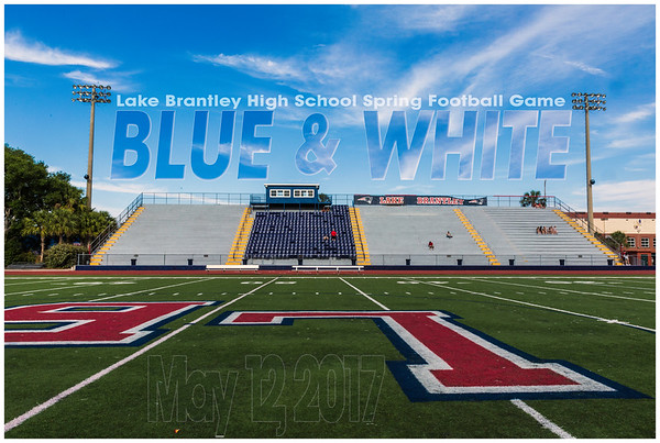 LBHS Blue & White Game - May 11, 2017