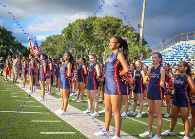 LBHS V FB vs. Boone - Aug 26, 2016 HOME