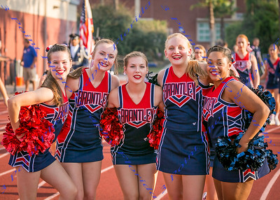 LBHS V FB vs University - Sept 23, 2016