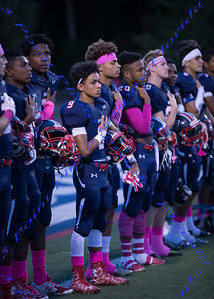 LBHS V FB vs Winter Springs - Oct 28, 2016