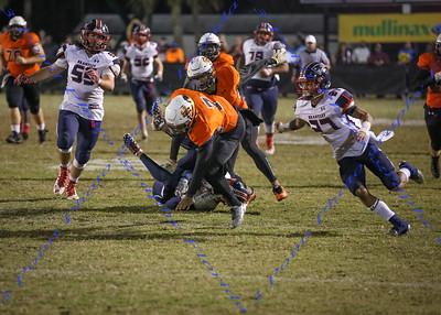 LB V FB vs Seminole - Nov 18, 2016 AWAY