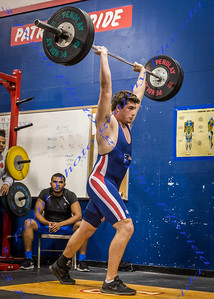 LBHS Boys Weightlifting vs Lyman - Feb 8, 2017