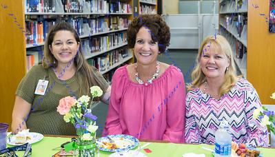 PTSA Teacher Appreciation Luncheon - May 17, 2017