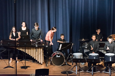 Percussion Concert May 12