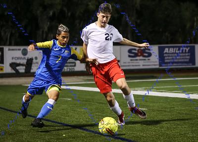 LBHS V Soccer vs Lyman - Nov 30, 2016
