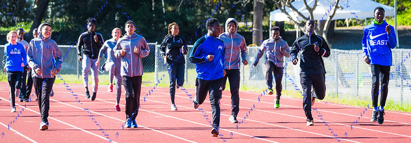 Track Meet  HOME - March 4, 2017