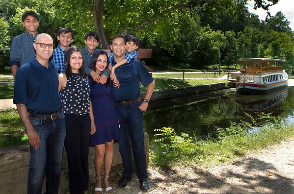 2017 07 Family Photos at Great Falls 05
