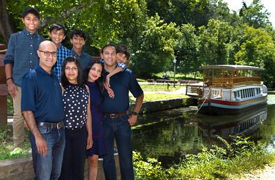 2017 07 Family Photos at Great Falls 07