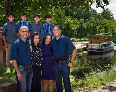 2017 07 Family Photos at Great Falls 04