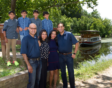 2017 07 Family Photos at Great Falls 03