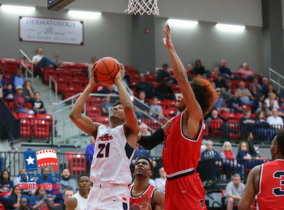 2018-02-19 Allen (82) vs Trinity (51) Bi-District Playoff