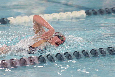 Emma Larson-Whittaker  races freestyle.  Photo by Franklin Brown
