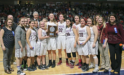 The GSA Eagles, 2017 Northern Class C runner ups. Photo by Anne Berleant