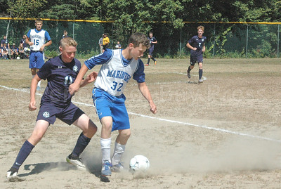 Sports_DIS_Boys_Soccer_vs_Calais_MylesgoesfortheBall_090717_JS