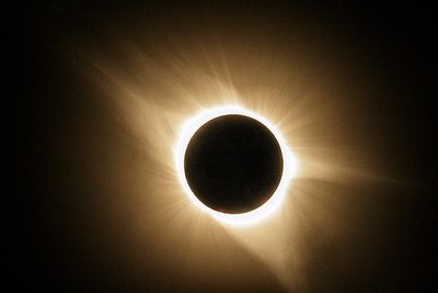 Total Eclipse Corona