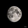94% Illuminated Waxing Gibbous Moon