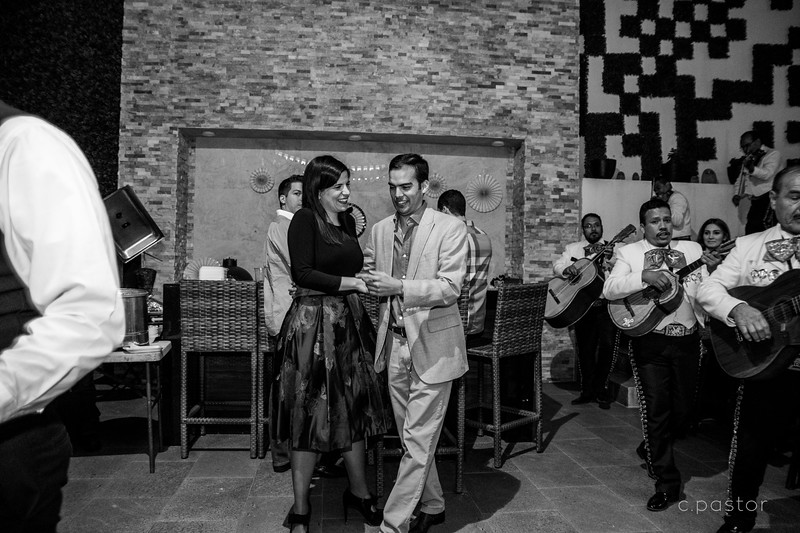 CPASTOR - wedding photography - engagement party - C&F