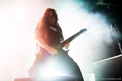 Meshuggah - Rock City, Nottingham