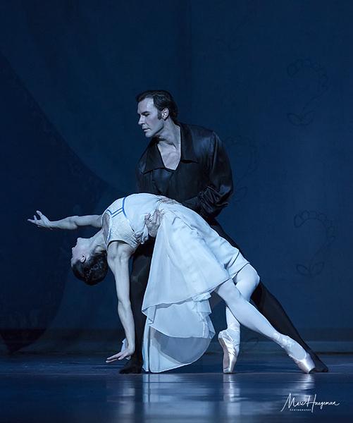Anna Tsygankova and Jozef Varga