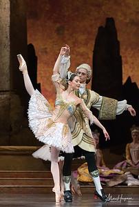 Anna Ol and Semyon Velichko