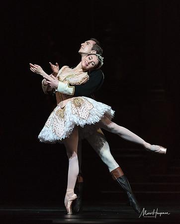Anna Ol and Artur Shesterikov
