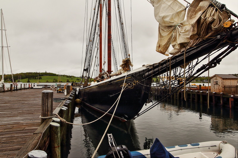 Bluenose II, Lunenburg.
