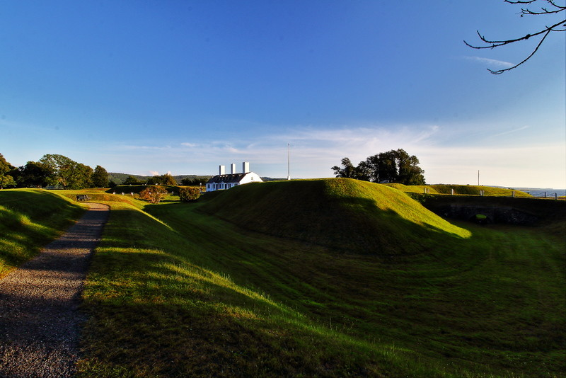 Fort Anne, Annapolis Royal, NS