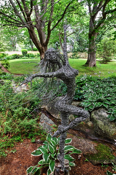 Botanical Gardens, Annapolis Royal, NS
