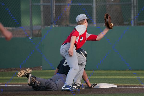 LBHS Baseball JV Grey vs Winter Springs - March 29, 2018