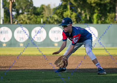 LBHS V Baseball vs Lake Mary - April 18, 2018