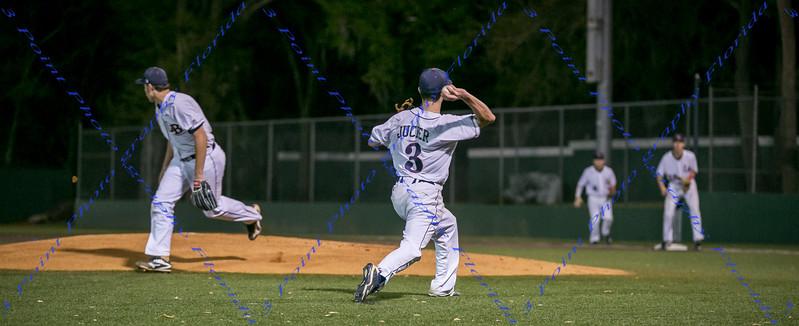 LBHS V Baseball vs Oviedo - March 1, 2018