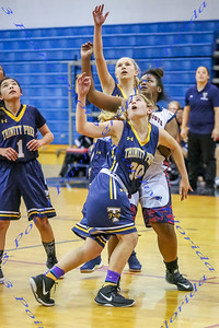 LBHS JV Girls Basketball vs Trinity Prep - Dec 12, 2017