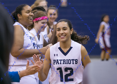 LBHS V Girls Basketball vs. Lake Mary - Jan 11, 2018