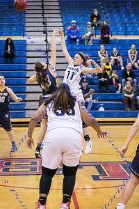 LBHS V Girls Basketball vs Trinity Prep - Dec 12, 2017