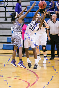 LBHS V Girls Basketball vs. Winter Springs - Dec 5, 2017