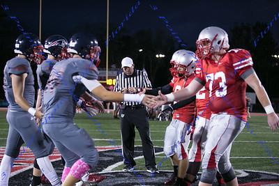 LBHS JV vs Lake Mary HS - Oct 5, 2017