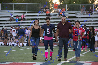 LBHS Senior Night - October 20, 2017