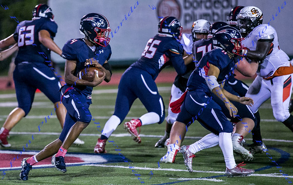 LBHS Varsity vs Seminole -  September 28, 2017