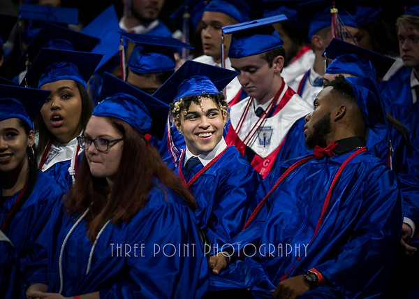 LBHS Graduation at the Amway - May 22, 2018