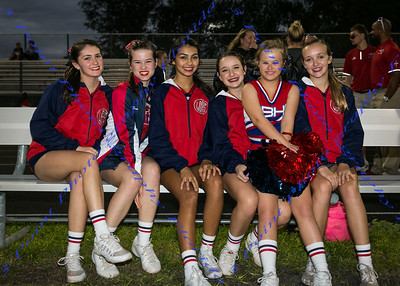 Cheerleading - LBHS Varsity vs. Osceola - Nov 3, 2017