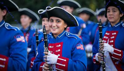 Marching Band - LBHS Varsity vs Seminole -  September 28, 2017