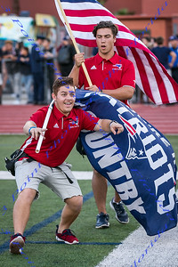LBHS Varsity vs. Winter Haven - Sept 7, 2017