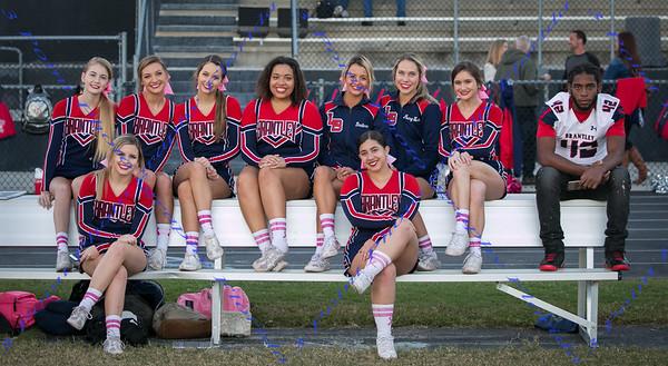 Cheerleading - LBHS V vs. Winter Springs - Oct 27, 2017